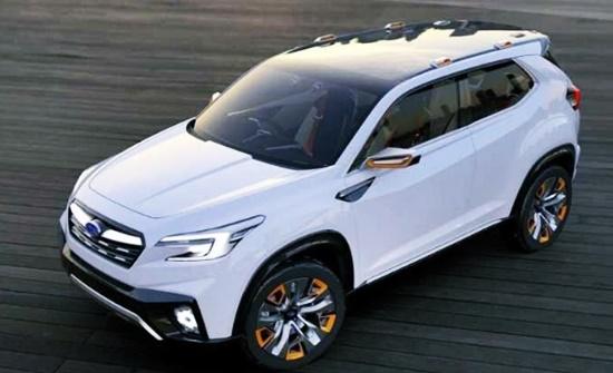 Subaru cars 2020