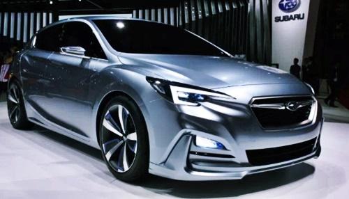2020 Subaru Impreza Hatchback Review.2020 Subaru Impreza Hatchback Redesign Subaru Car Usa