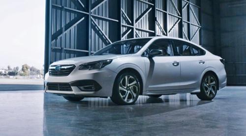 2020 Subaru Legacy 3 6R Limited USA | Subaru Car USA