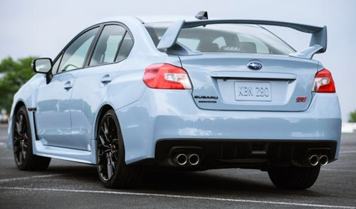 new subaru wrx sti 2021 redesign